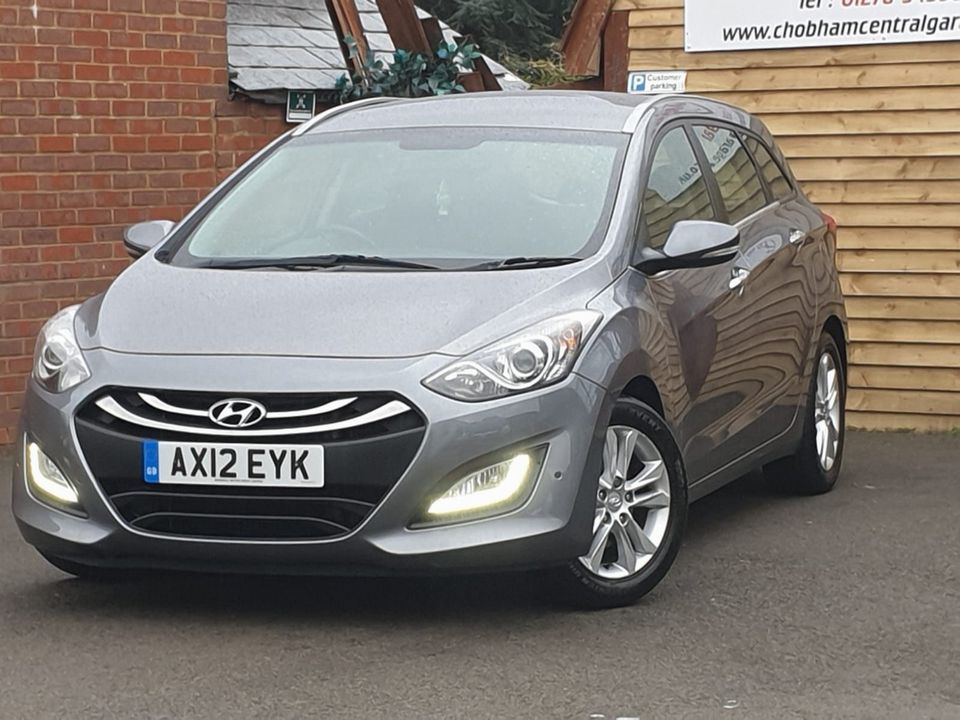 2012 Hyundai i30 1.6 CRDi Blue Drive Style 5dr (ISG) - Picture 6 of 30