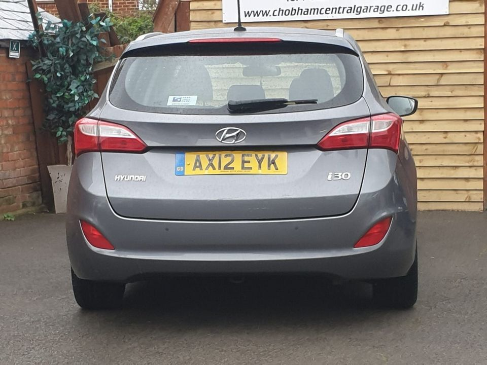 2012 Hyundai i30 1.6 CRDi Blue Drive Style 5dr (ISG) - Picture 7 of 30