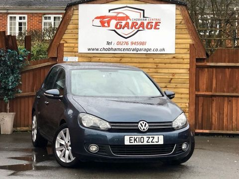 2010 Volkswagen Golf 1.4 TSI GT 5dr - Picture 1 of 29