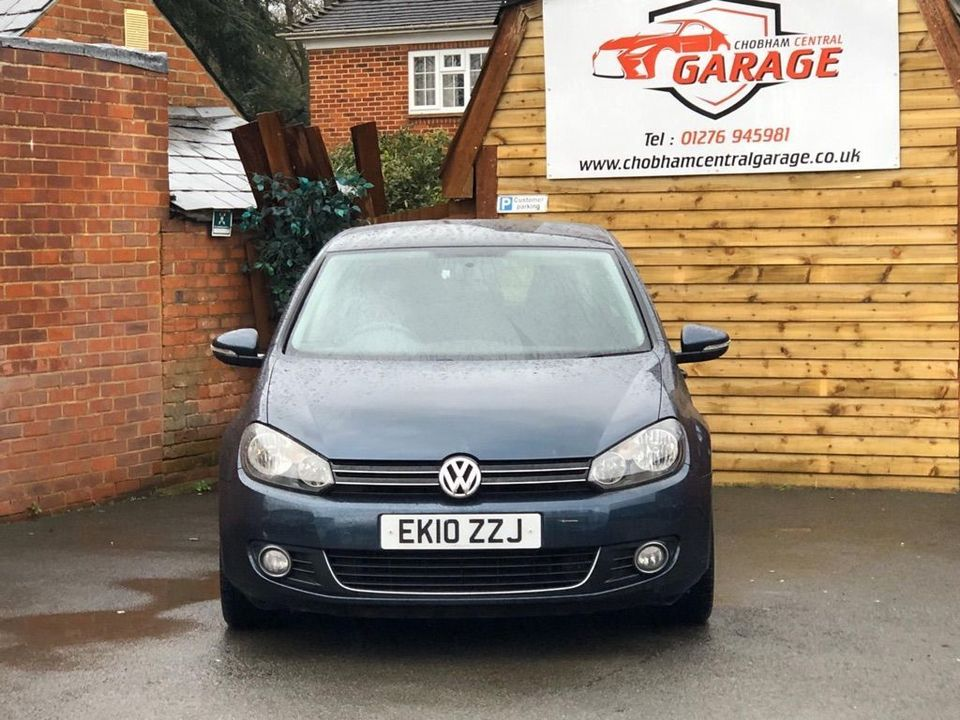 2010 Volkswagen Golf 1.4 TSI GT 5dr - Picture 4 of 29