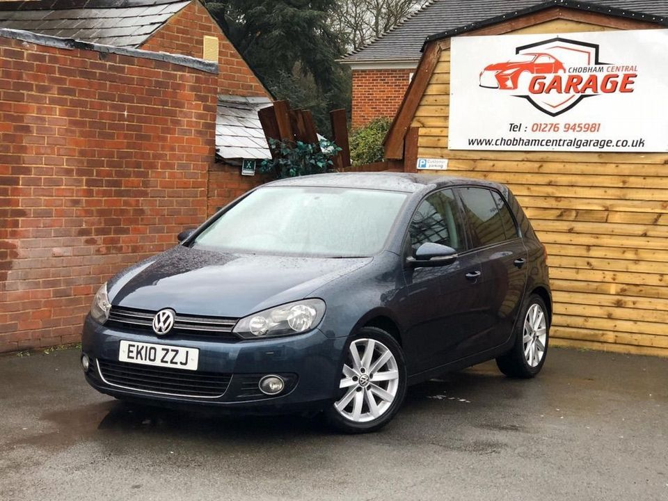 2010 Volkswagen Golf 1.4 TSI GT 5dr - Picture 5 of 29