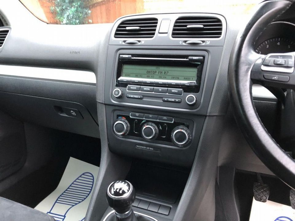 2010 Volkswagen Golf 1.4 TSI GT 5dr - Picture 9 of 29
