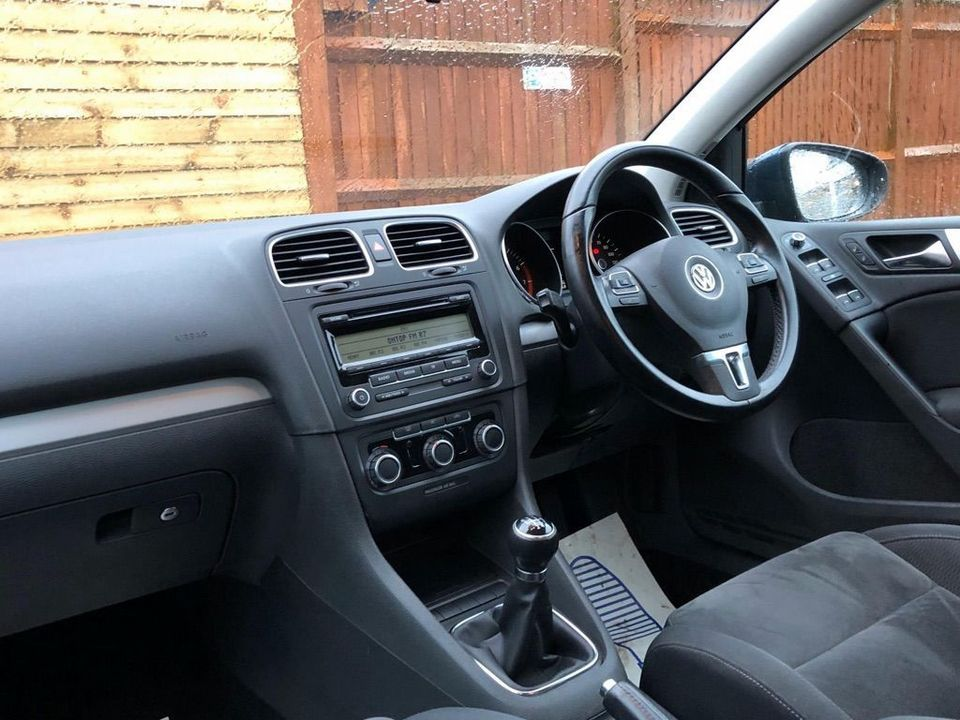 2010 Volkswagen Golf 1.4 TSI GT 5dr - Picture 10 of 25