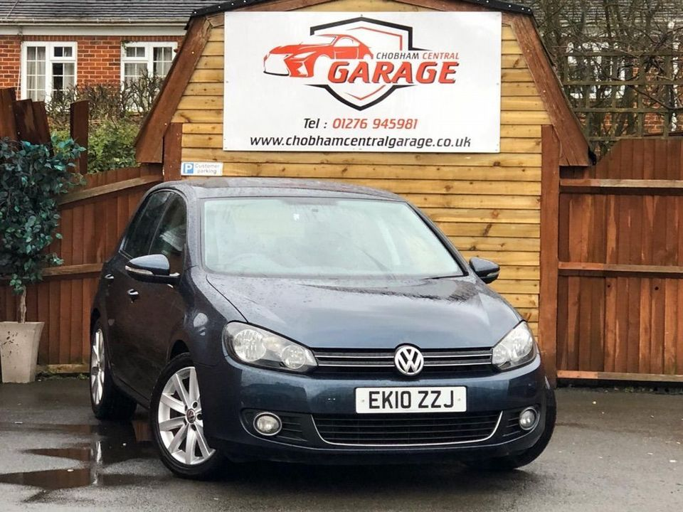 2010 Volkswagen Golf 1.4 TSI GT 5dr - Picture 1 of 25
