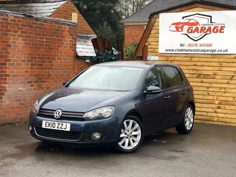2010 Volkswagen Golf 1.4 TSI GT 5dr - Picture 5 of 25