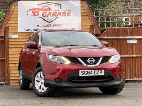 2014 Nissan Qashqai 1.5 dCi Visia (Smart Vision Pack) 5dr - Picture 1 of 28