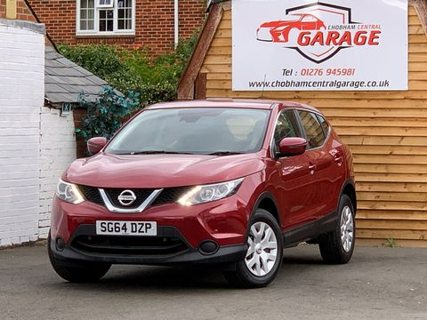 2014 Nissan Qashqai 1.5 dCi Visia (Smart Vision Pack) 5dr - Picture 3 of 28
