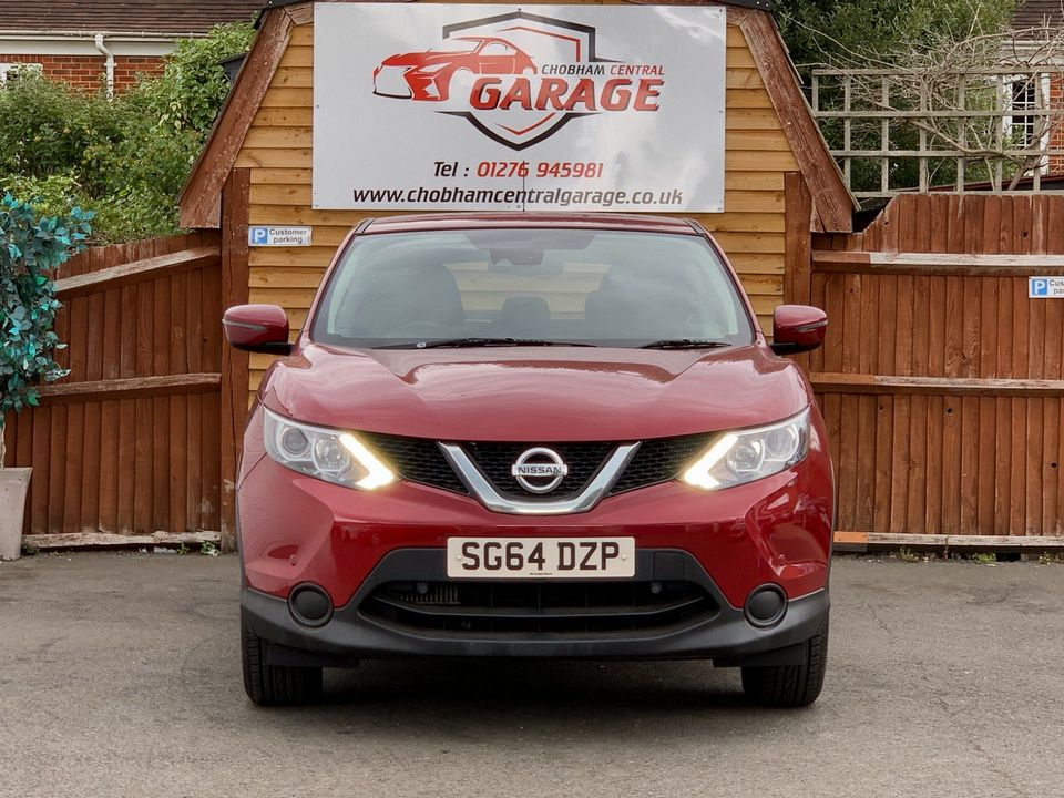 2014 Nissan Qashqai 1.5 dCi Visia (Smart Vision Pack) 5dr - Picture 5 of 28