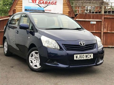 2010 Toyota Verso 1.6 V-Matic T2 5dr (5 Seats)