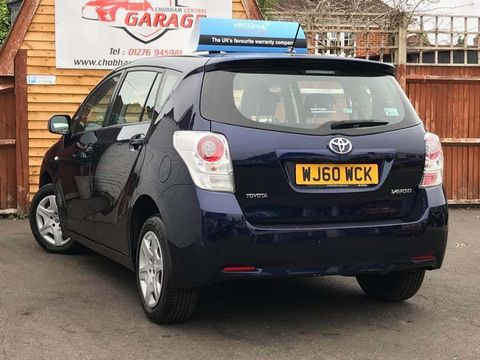 2010 Toyota Verso 1.6 V-Matic T2 5dr (5 Seats) - Picture 11 of 28