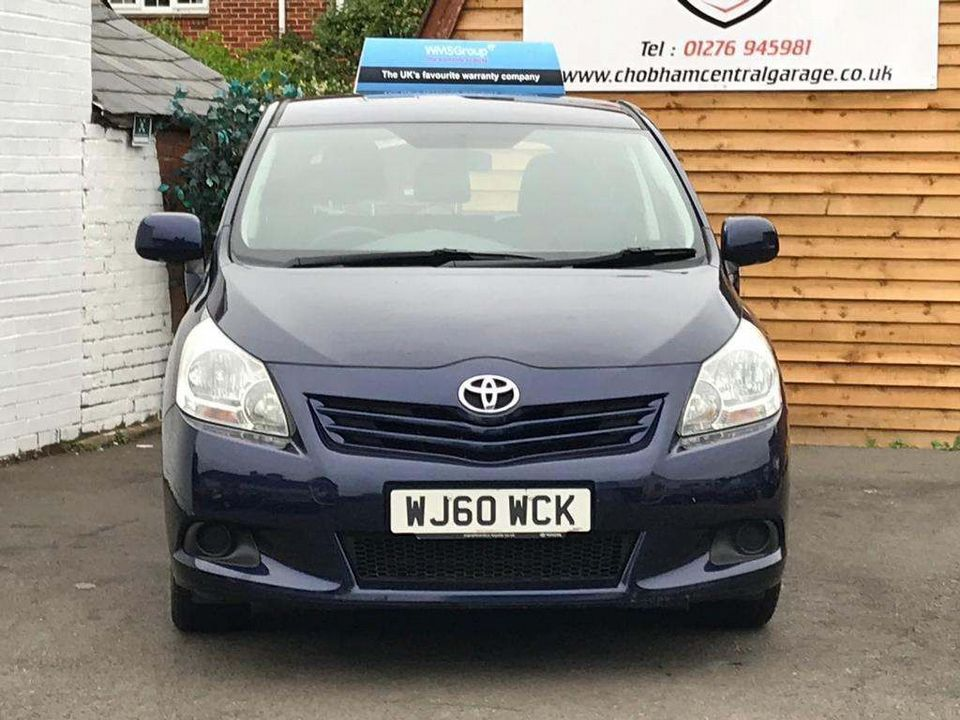 2010 Toyota Verso 1.6 V-Matic T2 5dr (5 Seats) - Picture 5 of 28