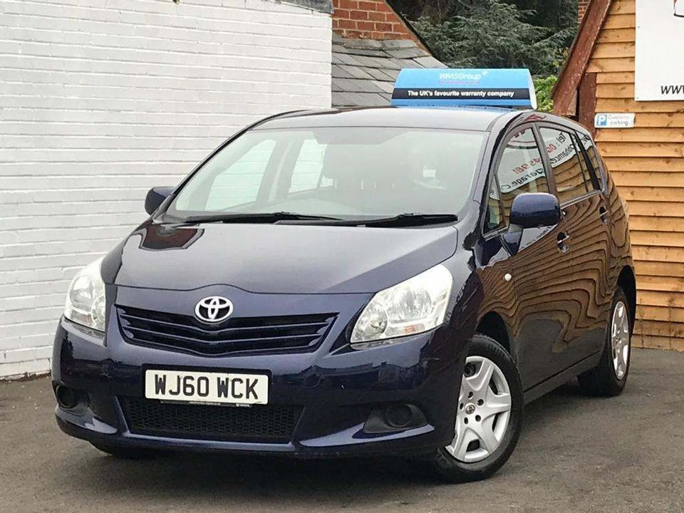 2010 Toyota Verso 1.6 V-Matic T2 5dr (5 Seats) - Picture 6 of 28