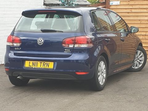 2011 Volkswagen Golf 1.6 TDI S 5dr - Picture 10 of 27
