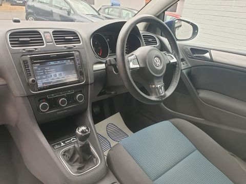 2011 Volkswagen Golf 1.6 TDI S 5dr - Picture 11 of 27