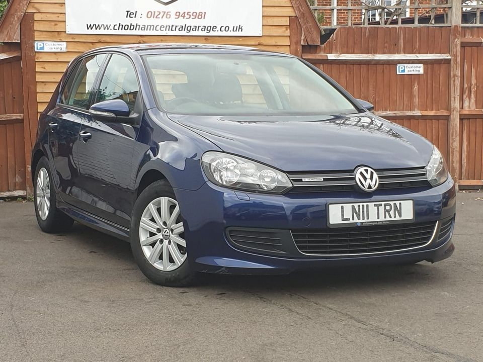 2011 Volkswagen Golf 1.6 TDI S 5dr - Picture 1 of 27