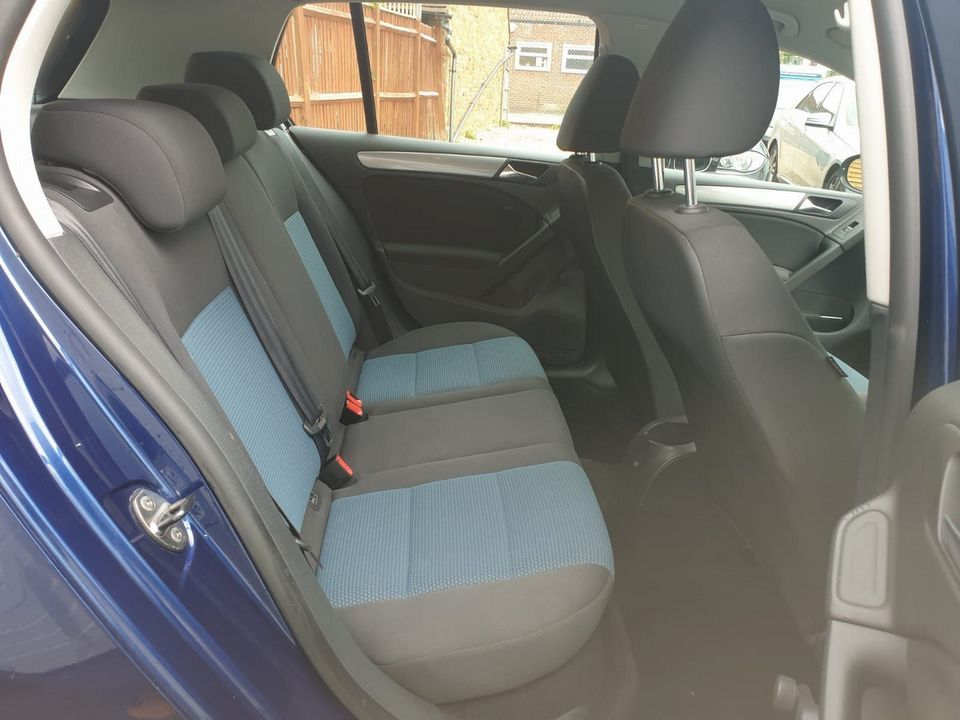 2011 Volkswagen Golf 1.6 TDI S 5dr - Picture 22 of 27