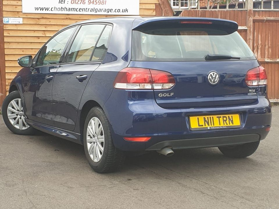 2011 Volkswagen Golf 1.6 TDI S 5dr - Picture 7 of 27