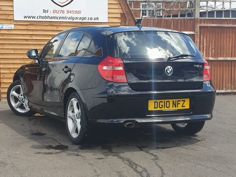 2010 BMW 1 Series 2.0 116d Sport 5dr - Picture 10 of 29