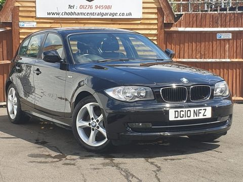 2010 BMW 1 Series 2.0 116d Sport 5dr