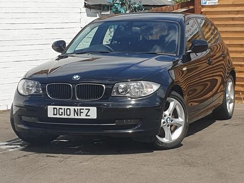 2010 BMW 1 Series 2.0 116d Sport 5dr - Picture 6 of 29