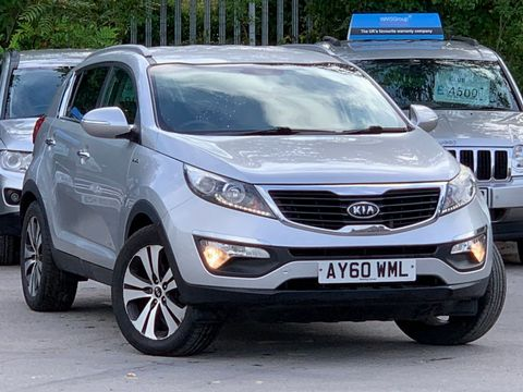 2010 Kia Sportage 2.0 CRDi First Edition AWD 5dr - Picture 1 of 24