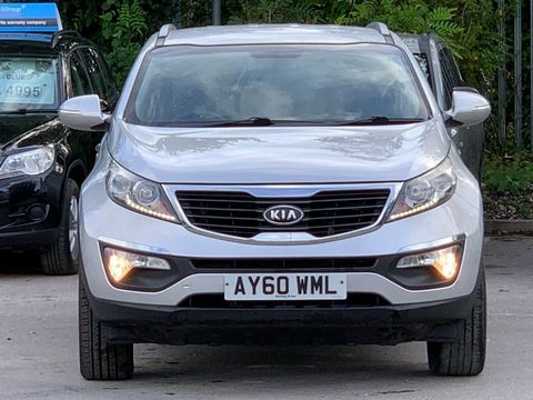 2010 Kia Sportage 2.0 CRDi First Edition AWD 5dr - Picture 4 of 24