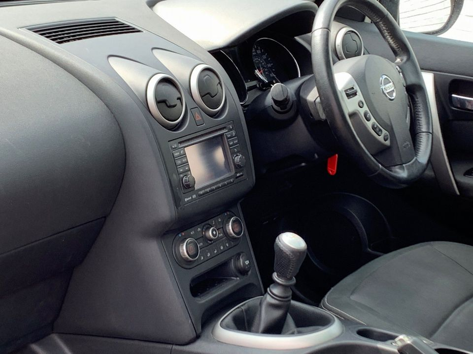 2011 Nissan Qashqai 1.5 dCi n-tec 2WD 5dr - Picture 12 of 25