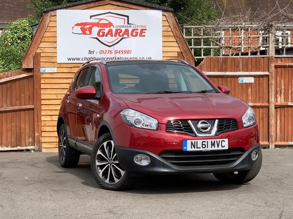 2011 Nissan Qashqai 1.5 dCi n-tec 2WD 5dr - Picture 1 of 25