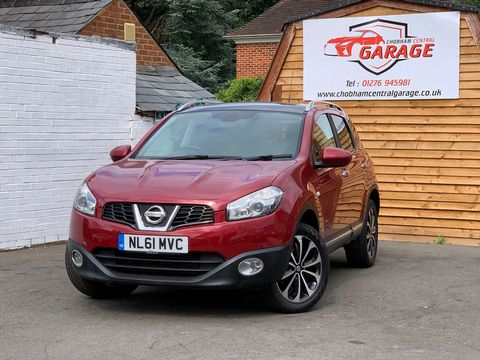 2011 Nissan Qashqai 1.5 dCi n-tec 2WD 5dr - Picture 4 of 25