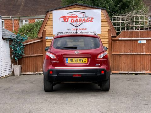 2011 Nissan Qashqai 1.5 dCi n-tec 2WD 5dr - Picture 6 of 25