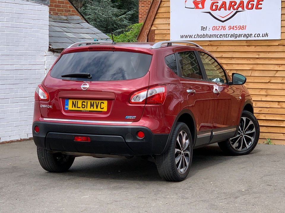 2011 Nissan Qashqai 1.5 dCi n-tec 2WD 5dr - Picture 8 of 25