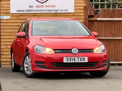 2014 Volkswagen Golf 1.6 TDI BlueMotion 5dr