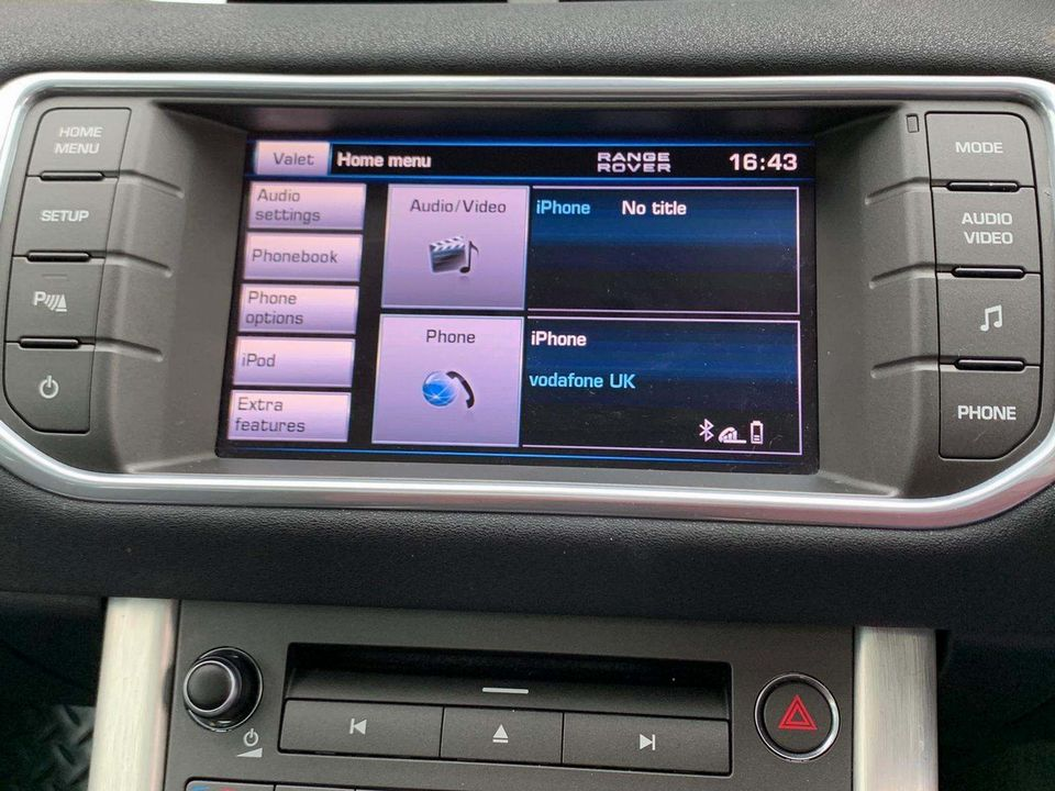 2012 Land Rover Range Rover Evoque 2.2 SD4 Pure AWD 5dr - Picture 13 of 31