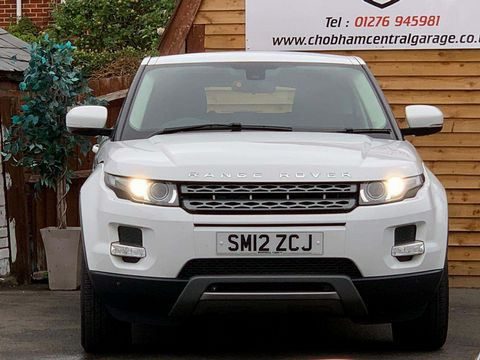 2012 Land Rover Range Rover Evoque 2.2 SD4 Pure AWD 5dr - Picture 4 of 31