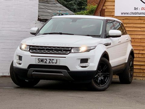 2012 Land Rover Range Rover Evoque 2.2 SD4 Pure AWD 5dr - Picture 5 of 31