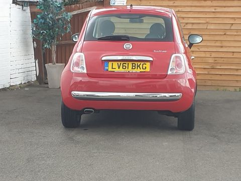 2011 Fiat 500 0.9 TwinAir Lounge (s/s) 3dr - Picture 10 of 32