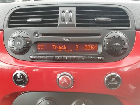 2011 Fiat 500 0.9 TwinAir Lounge (s/s) 3dr - Picture 19 of 32
