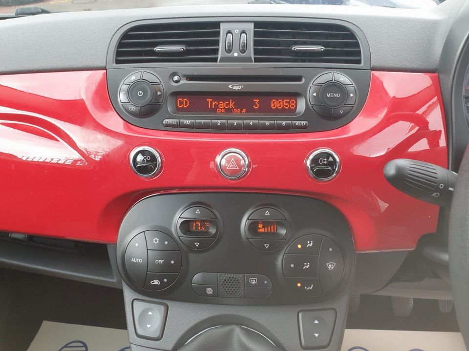 2011 Fiat 500 0.9 TwinAir Lounge (s/s) 3dr - Picture 21 of 32