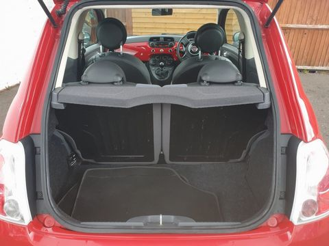2011 Fiat 500 0.9 TwinAir Lounge (s/s) 3dr - Picture 27 of 32