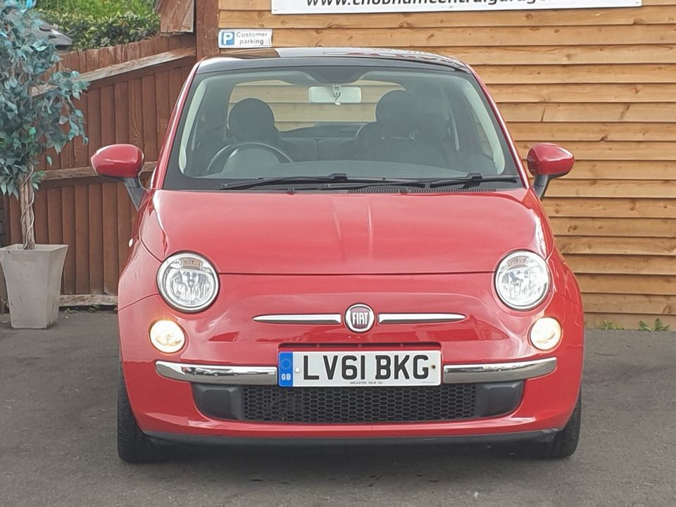 2011 Fiat 500 0.9 TwinAir Lounge (s/s) 3dr - Picture 4 of 32