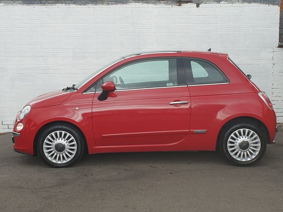 2011 Fiat 500 0.9 TwinAir Lounge (s/s) 3dr - Picture 7 of 32