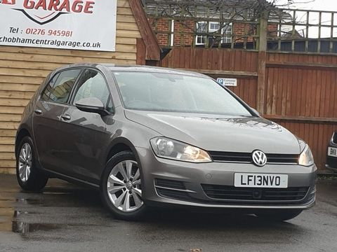 2013 Volkswagen Golf 2.0 TDI BlueMotion Tech SE (s/s) 5dr