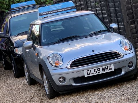 2010 MINI Hatch 1.4 One 3dr - Picture 1 of 9