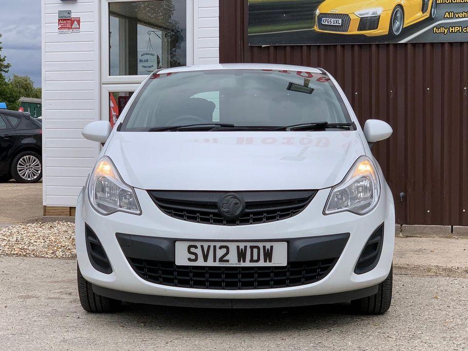 2012 Vauxhall Corsa 1.0 i ecoFLEX 12v S 3dr - Picture 2 of 11