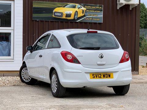 2012 Vauxhall Corsa 1.0 i ecoFLEX 12v S 3dr - Picture 4 of 11
