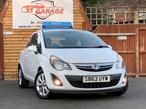 2014 Vauxhall Corsa 1.0 i ecoFLEX 12v Excite 3dr - Picture 1 of 23