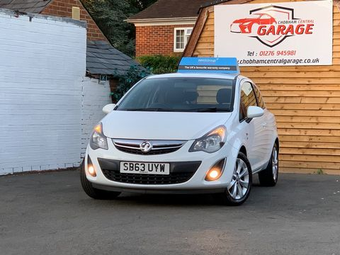 2014 Vauxhall Corsa 1.0 i ecoFLEX 12v Excite 3dr - Picture 4 of 23