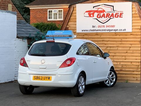 2014 Vauxhall Corsa 1.0 i ecoFLEX 12v Excite 3dr - Picture 6 of 23