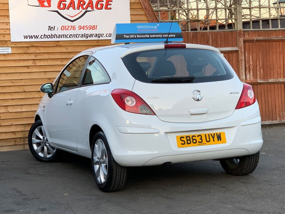 2014 Vauxhall Corsa 1.0 i ecoFLEX 12v Excite 3dr - Picture 7 of 23