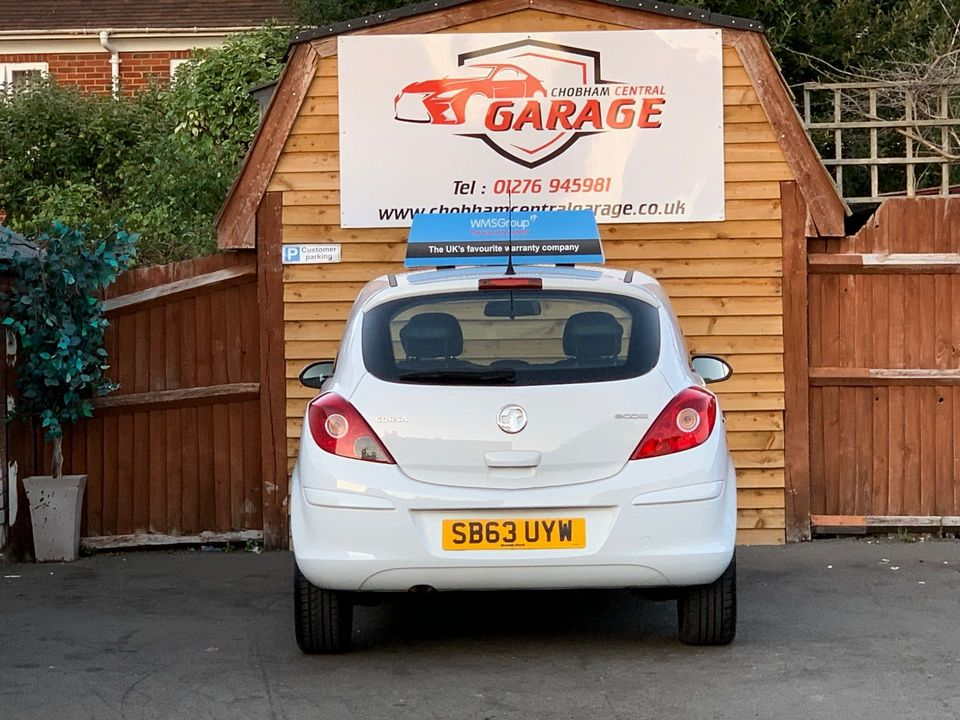 2014 Vauxhall Corsa 1.0 i ecoFLEX 12v Excite 3dr - Picture 9 of 23